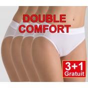 Double Comfort 4-packs (3+1)