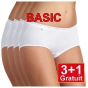 Basic    4-packs (3+1)