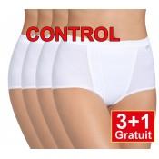 Control 4-packs (3+1)